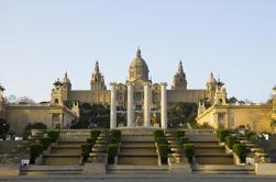 Entrada al Museu Nacional de Catalunya