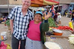 Visita a la ciudad de Shanty Lima