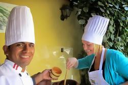 Clase de cocina peruana incluyendo tour del mercado local