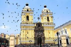 Lima Walking City Tour van de luchthaven Jorge Chavez