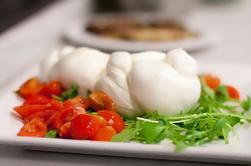 Clase de cocina casera tradicional en Nápoles
