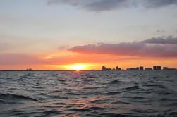Private Hatillover Sandbar Sunset Crucero