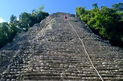 Ruinas de Coba y Reserva de Monos Punta Laguna Tour de Tulum
