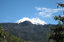 Volcán Antisana y Papallacta desde Quito