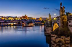 Tour de 3 días en la ciudad de Praga incluyendo viaje de ida y vuelta en autobús desde Munich