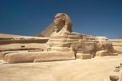 Tour guiado privado de medio día a las pirámides de Giza