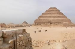 Excursión guiada de medio día a Saqqara y Memphis