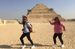 Private Day Tour de Saqqara e Quad Bike Adventure