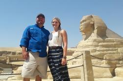 Excursión privada de día completo a las pirámides y museo de Giza