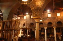 Tour privado de día completo a Giza, El Cairo antiguo y Bazar