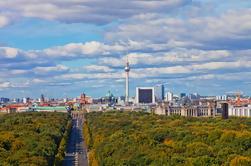 Visita a pie de medio día para grupos pequeños de la historia de Berlín con un guía que habla español