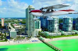 Tour del avión del horizonte de Miami