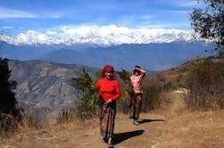 5-Day Kathmandu Tour met Nagarkot en Chisopani Trek