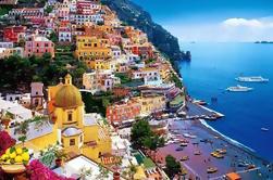 Excursión privada de día completo de la Costa de Amalfi y Tour Virtual de Realidad 3D de Pompeya