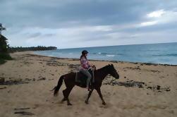 Punta Cana Cabalgata en la playa