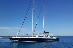 Crucero por catamarán privado a la isla de Saona
