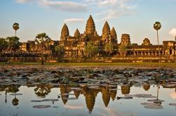 Explora el majestuoso Angkor Wat y sus maravillas circundantes