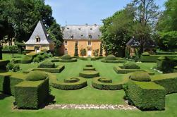 Excursão Privada de Eyrignac Manor Gardens em Salignac