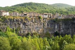 Pueblos Medievales de Cataluña desde Barcelona