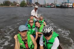 Excursión en bicicleta de la selva de Siam Sawan de medio día de Bangkok