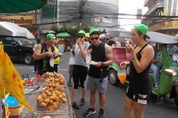 Siam Chiva Degustação de Alimentos Bike Tour of Bangkok