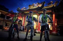 6-Horas Siam Ratree Night Tour de Bicicleta de Banguecoque