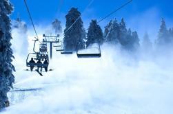 Tour de la Serra da Estrela con una excursión de un día de esquí desde Porto