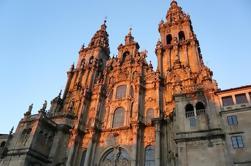 Excursión de un día para grupos pequeños en Santiago de Compostela y Viana do Castelo desde Porto