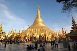 Excursión de medio día a la ciudad de Yangon