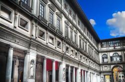 Tour Privado: Galería Uffizi y Aperitivo Italiano Happy Hour