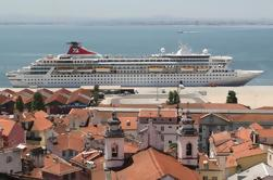 Lissabon Private Walking Tour van Santa Apolónia Cruise Port