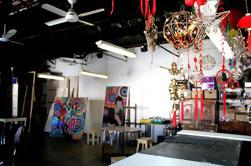 Tour de Estudio de Artista en la Ciudad de México