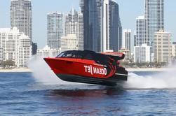 Ocean Jet Thrill Ride en la Costa de Oro