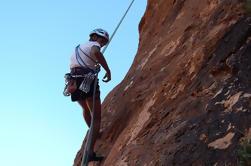 El Camino de los Nómadas o El Sendero del Vertigo con rappel en Marruecos