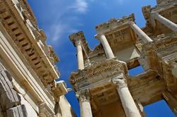 Tour Privado de Éfeso desde el Puerto de Kusadasi con Guía Privada