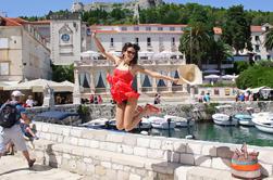 Excursión privada en barco por Split y Trogir a Hvar y Pakleni Islands