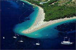 Excursión en barco privada de Bol y Hvar desde Split o Trogir