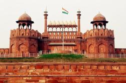 Excursión privada de 4 días al triángulo dorado de Agra y Jaipur desde Delhi