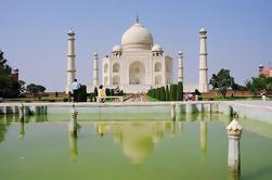 Excursión privada a Agra Taj Mahal desde Delhi en tren