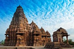 Tour privado de 3 días: Khajuraho desde Delhi en tren