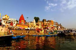3 noches de tour privado de Agra, el Taj Mahal y Varanasi de Delhi