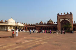 Tour privado de medio día de Fatehpur Sikri