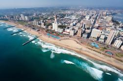 Excursão do ciclo da cidade de Durban