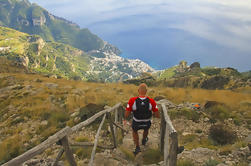 Senderismo en la montaña Faito desde Sorrento