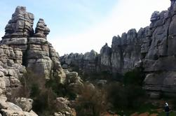 UNESCO monument: El Torcal Hiking Trail Tour van Marbella