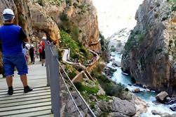 Caminito del Rey Private Halbtages-Trekking-Tour in Malaga
