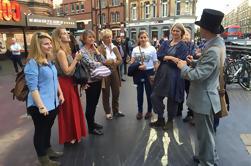 Excursión a pie del teatro musical West End en Londres