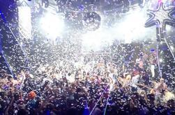 ORO Nightclub en Punta Cana