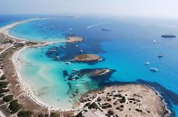 Formentera Excursión de un día desde Ibiza en Catamarán de Lujo Privado