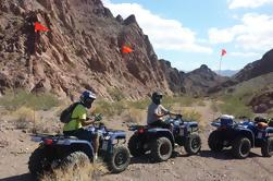 ATV Tour del lago Mead y el río Colorado